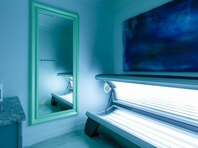 Image of Private Indoor Tanning Facility for The Mansions 3Eighty
