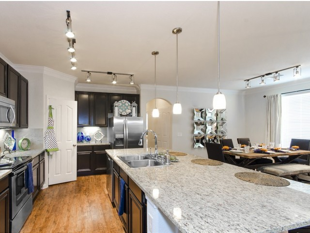 Image of Elegant Granite Kitchen & Bath Countertops for The Mansions on the Park