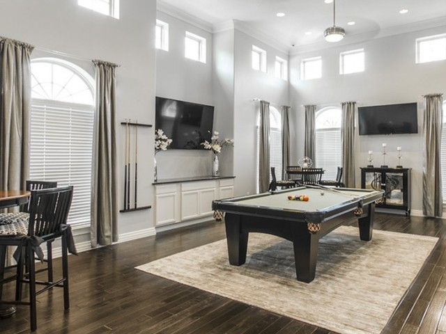 Image of Game Room & Billiards for The Mansions on the Park