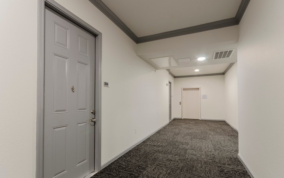 Image of Interior, Air-Conditioned Corridors &  Elevator Access to Every Home for The Mansions McKinney