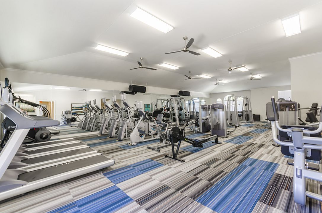 Image of 24/7 Fully Equipped High-Tech Fitness Center with Cardio Free Weights & Training Stations for The Mansions Lakeway
