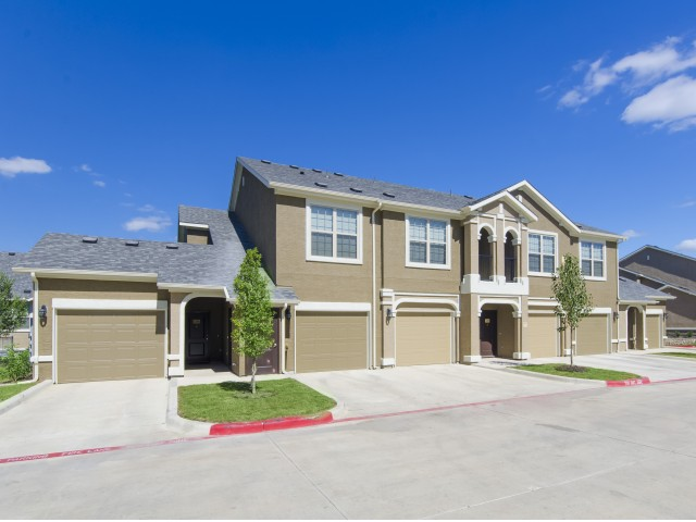 Image of One- & Two-Car Attached Garages* for The Mansions at Briggs Ranch