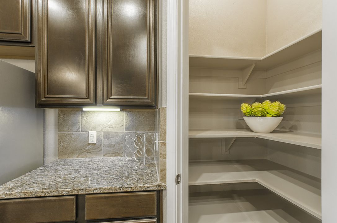 Image of Spacious Walk-In Pantries for The Mansions at Briggs Ranch