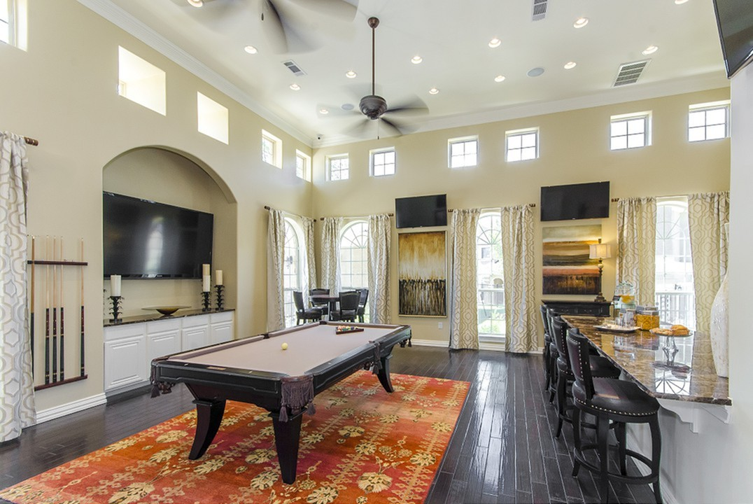 Image of Game Room & Billiards for The Mansions at Briggs Ranch