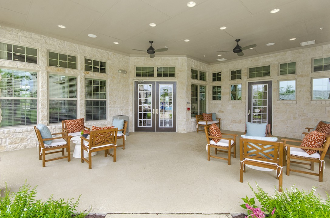 Image of Outdoor Wi-Fi Lounge for The Grand Estates Woodland