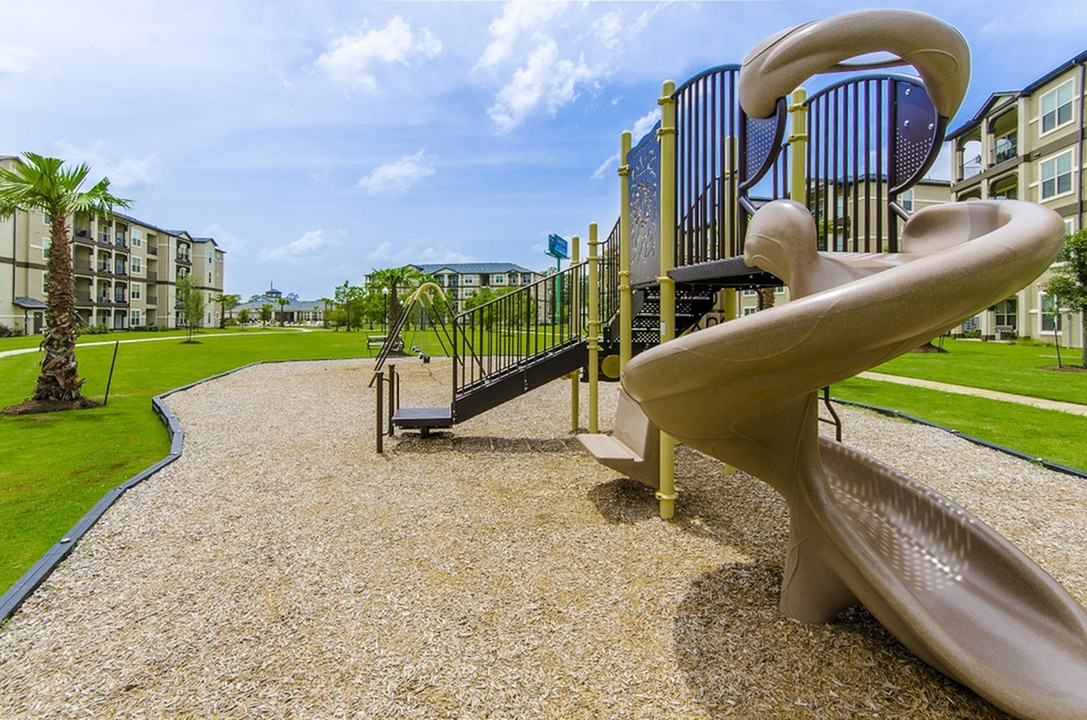 Image of Children's Activity Area for The Grand Estates Woodland