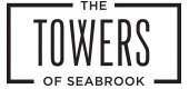 The Towers of Seabrook Logo | Seabrook TX Apartments | The Towers of Seabrook