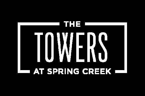 Tower at spring creek logo