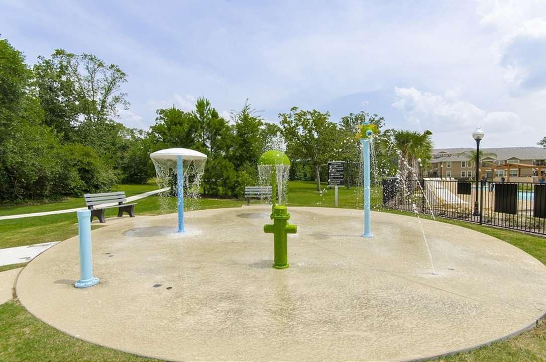 Image of Splash Park for The Mansions at Briggs Ranch