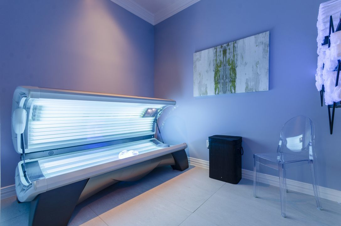 Image of Private Indoor Tanning Facility for The Mansions at Spring Creek