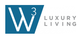 W3 Luxury Living Logo