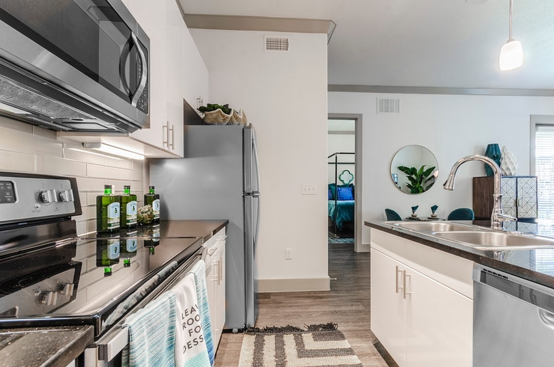 Image of ENERGY STAR Stainless Steel Whirlpool® Appliances* for The Towers at Spring Creek