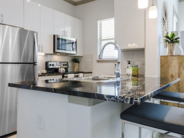 Image of 3cm, Elegant Granite Kitchen & Bath Countertops for The Mansions at Spring Creek