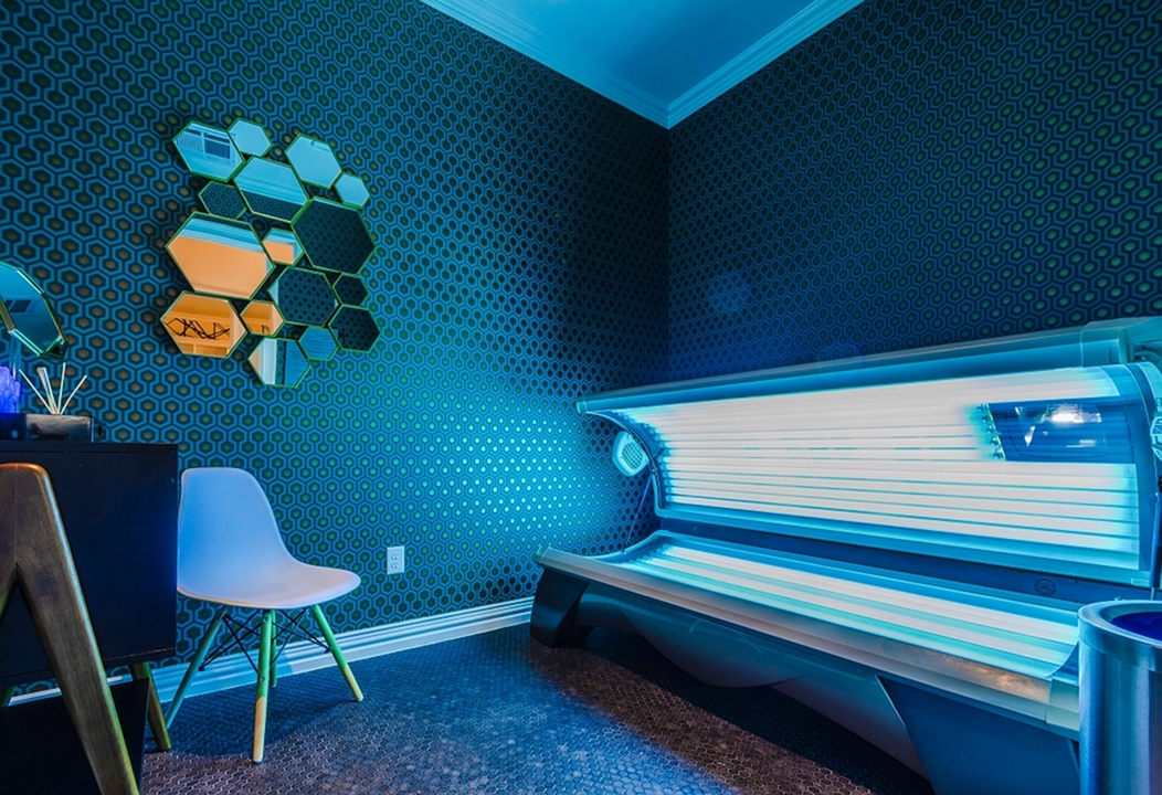 Image of Private Indoor Tanning Facility for The Towers at Spring Creek