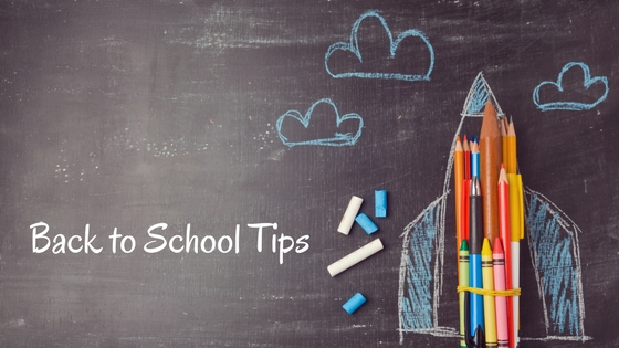 Back-to-School Tips for Your Students Success