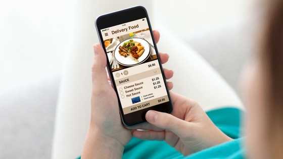 All About Food Delivery Apps