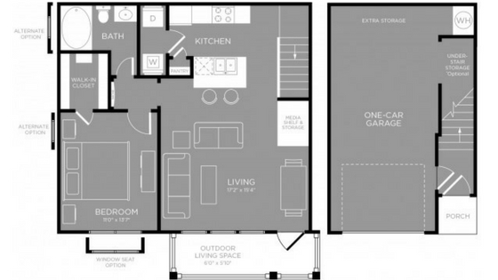 How to Pick the Perfect Apartment Floor Plan