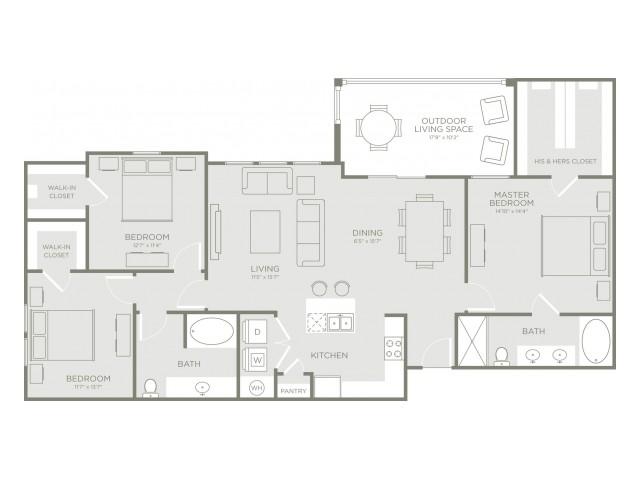 Pick The Perfect Floorplan