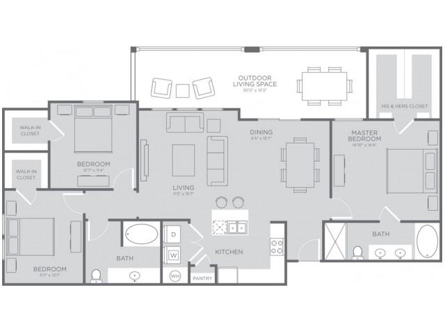 Pick Your Floorplan