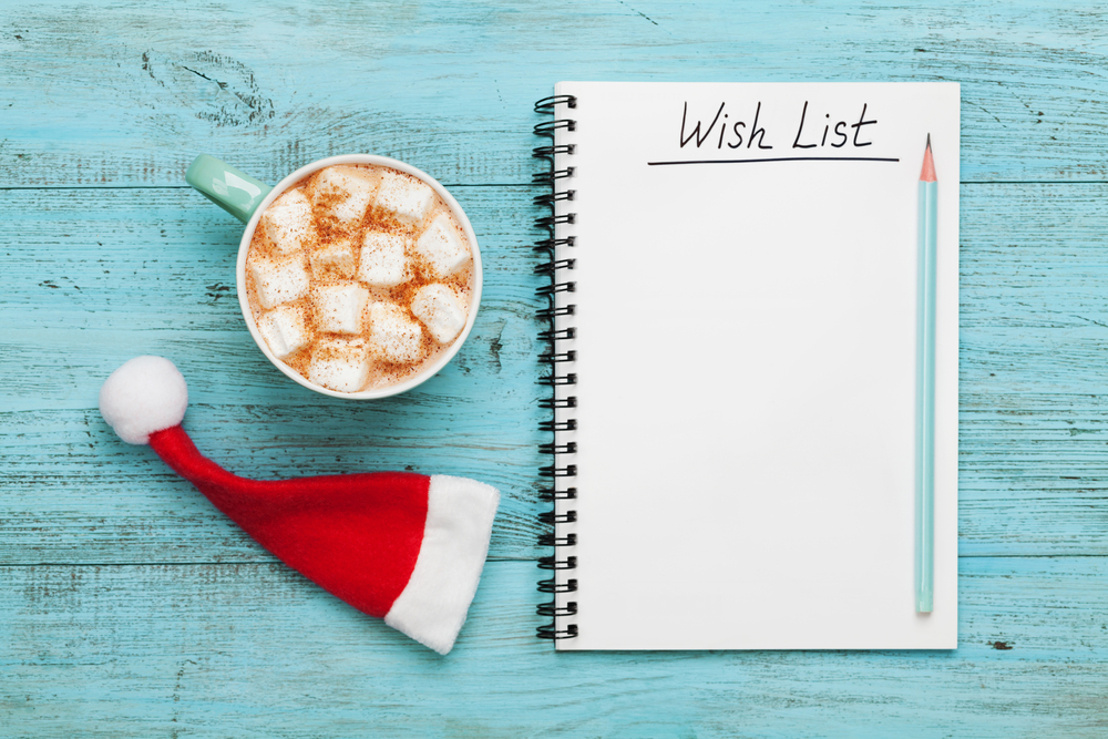 Create Your Holiday Gift Wish List
