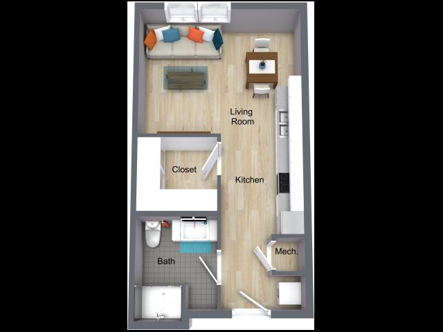 I Street Apartment Rentals