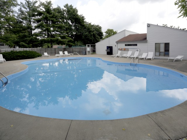 Image of Saltwater Swimming Pool for Garden Quarter
