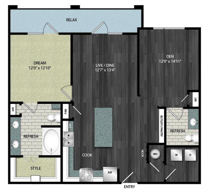 A8.3 Floor Plan
