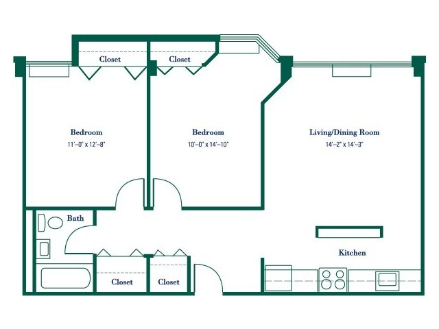 Mills Apartments