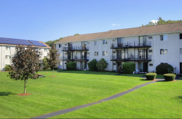 Our apartments in Dracut, MA provide a scenic community in which to live.