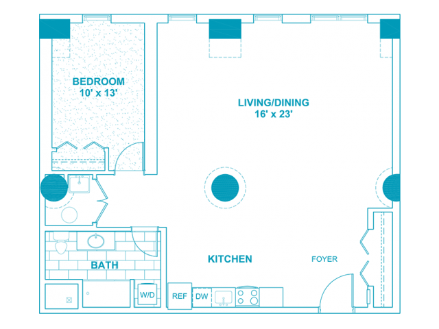Millbrook | Floor Plan