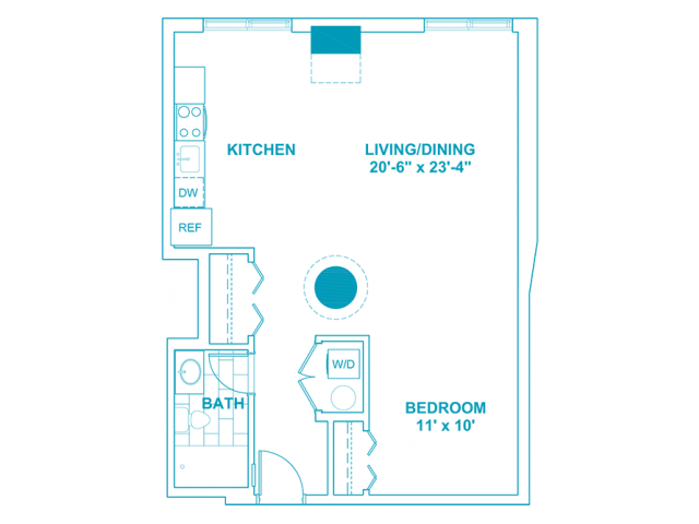 Millbrook | Floor Plan 2