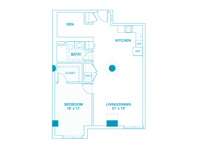 Millbrook | Floor Plan 3