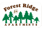Forest Ridge Apartments Logo | 3 Bedroom Apartments Nashua Nh | Forest Ridge Apartments