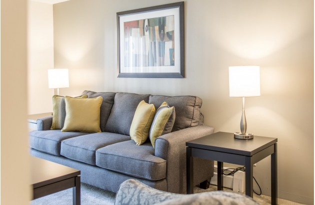 With open floor plans here at Pheasant Run, you get a choice of what look works best for you.