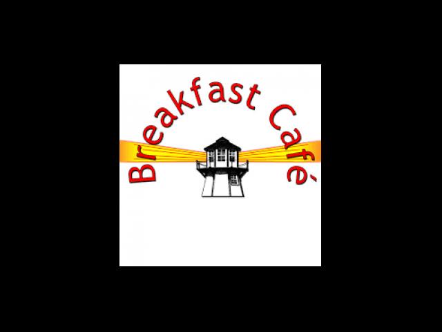 Breakfast Cafe Logo