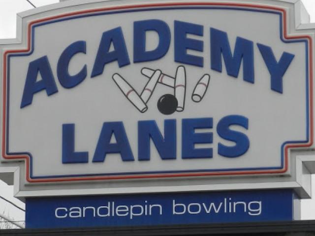 Academy Lanes Logo