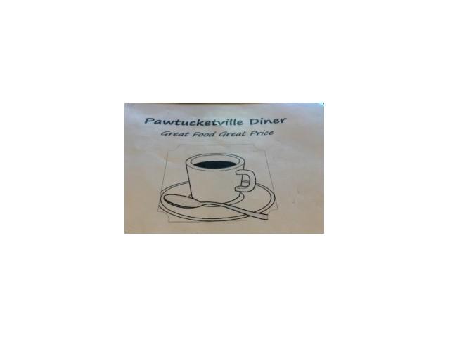 Pawtucketville Diner logo