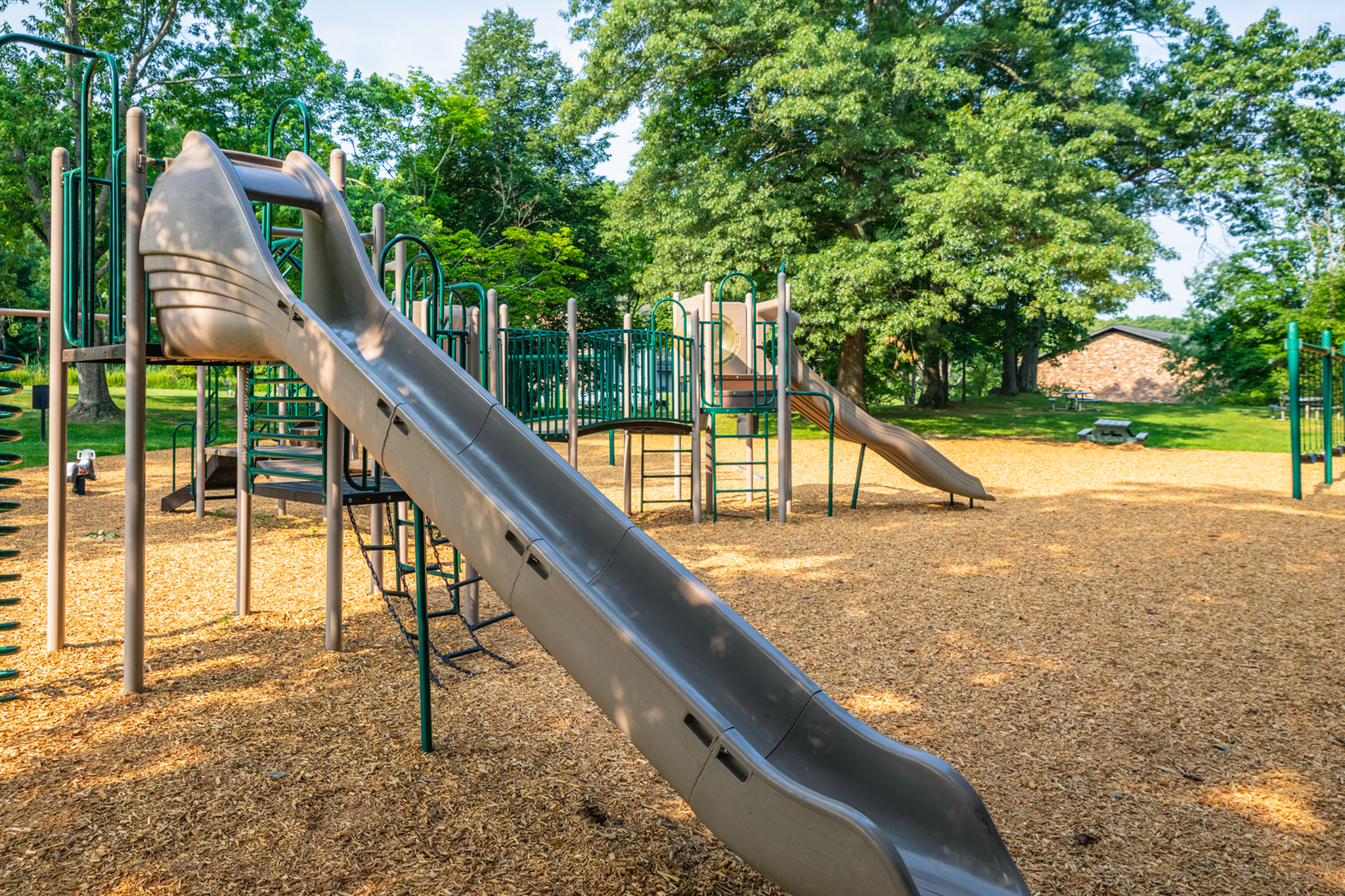 Resident Children\'s Playground | Apartments For Rent In Haverhill Ma | Princeton Bradford Apartments