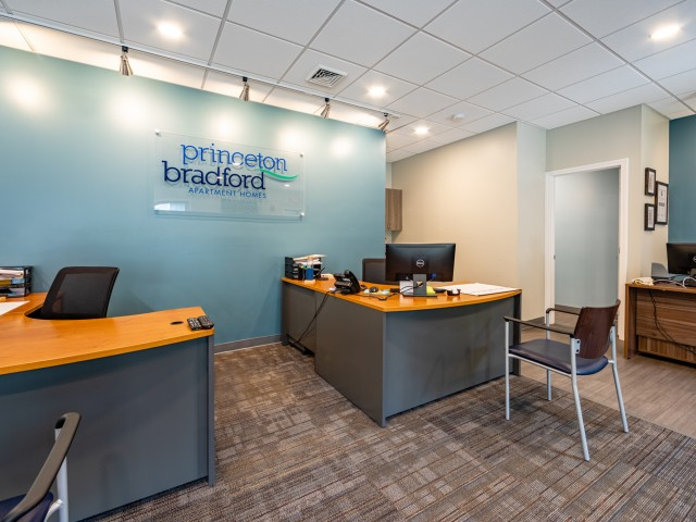 Bradford Leasing Office