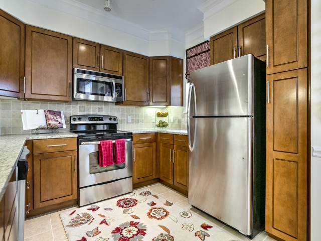 Image of Stainless Steel Appliances for Kelly Park Apartments