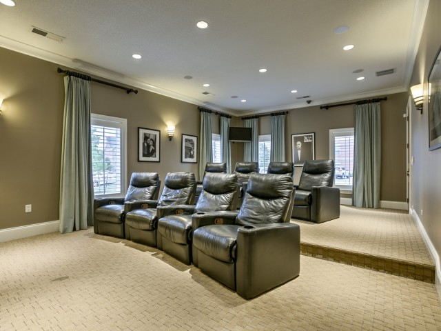 Image of TV Lounge for Kelly Park Apartments