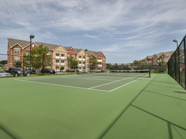 Image of Tennis Court for Kelly Park Apartments