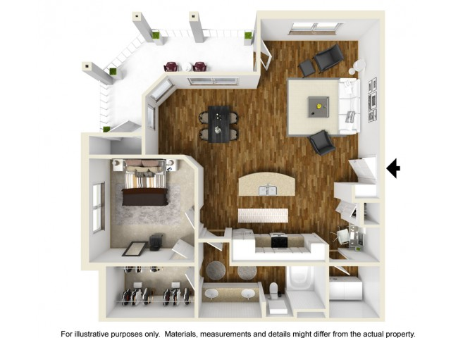 0 For The O Shea 1st Floor Plan