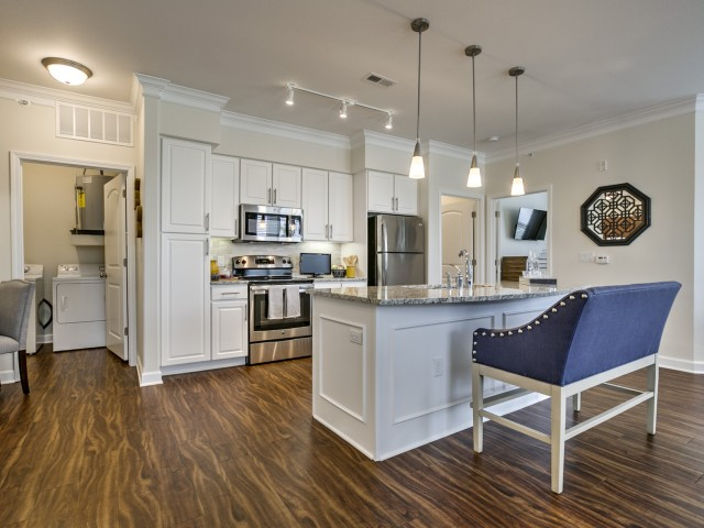Image of Stainless Steel Appliances for Kelly Reserve Apartments