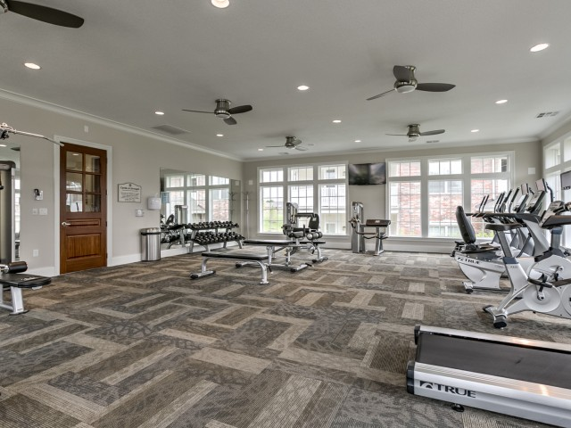 Image of 24-Hour Fitness Gym for Kelly Reserve Apartments