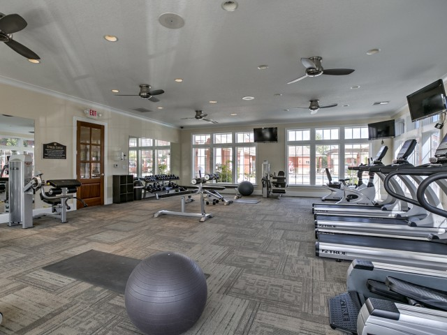 Image of 24-Hour Fitness Gym for Kelly Park Apartments