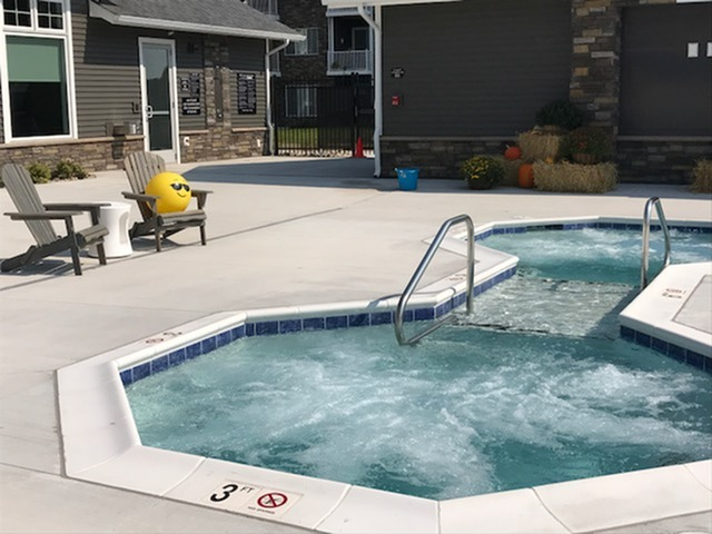 Swimming Pool | Apartments In Traverse City MI | Ridge45 Apartments