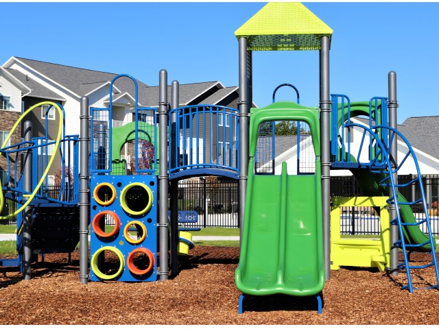 Playground | Apartments in Traverse City MI | Ridge45 Apartments