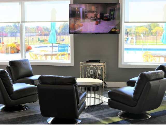 Spacious Resident Club House | Apartment in Traverse City, MI | Ridge45 Apartments