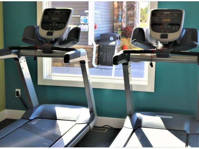 Fitness Center | Apartment in Traverse City, MI | Ridge45 Apartments